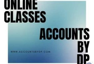Best Accountancy classes for class 11th students